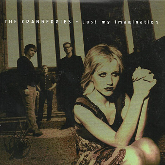 The Cranberries - Just My Imagination notas para el fortepiano