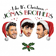 Jonas Brothers - Like It's Christmas notas para el fortepiano