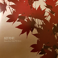 Keane - Somewhere Only We Know notas para el fortepiano