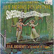 Julie Andrews etc. - Supercalifragilisticexpialidocious (From Mary Poppins) notas para el fortepiano