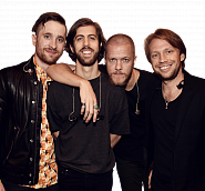Imagine Dragons notas para el fortepiano
