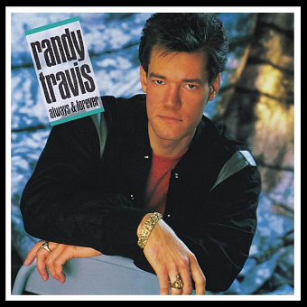 Randy Travis - Forever and Ever, Amen notas para el fortepiano