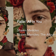 Shawn Mendes - Fallin' All In You notas para el fortepiano
