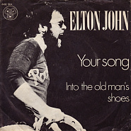 Elton John - Your Song notas para el fortepiano
