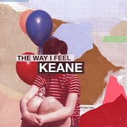 Keane - The Way I Feel notas para el fortepiano