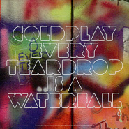 Coldplay - Every Teardrop Is a Waterfall notas para el fortepiano