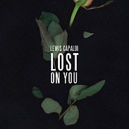 Lewis Capaldi - Lost on You notas para el fortepiano