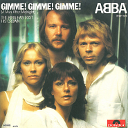 ABBA - Gimme! Gimme! Gimme! (A Man After Midnight) notas para el fortepiano