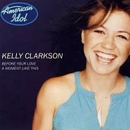 Kelly Clarkson - A Moment Like This notas para el fortepiano