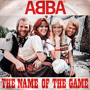 ABBA - The Name Of The Game notas para el fortepiano