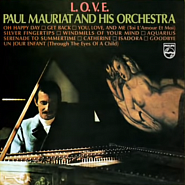 Paul Mauriat - The windmills of your mind notas para el fortepiano