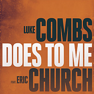 Eric Church etc. - Does To Me  notas para el fortepiano