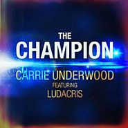 Carrie Underwood etc. - The Champion notas para el fortepiano