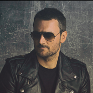 Eric Church - Heart Like a Wheel notas para el fortepiano