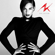 Alicia Keys - Girl on Fire notas para el fortepiano