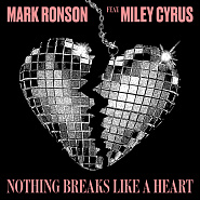 Mark Ronson etc. - Nothing Breaks Like a Heart notas para el fortepiano