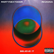Rihanna etc. - Believe It notas para el fortepiano