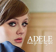 Adele - Make you feel my love notas para el fortepiano