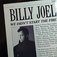Billy Joel - We Didn't Start the Fire notas para el fortepiano
