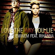 Rihanna etc. - Love the way you lie notas para el fortepiano