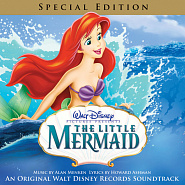 Alan Menken - Kiss The Girl (from The Little Mermaid) notas para el fortepiano