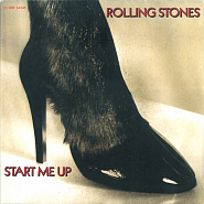 The Rolling Stones - Start Me Up notas para el fortepiano