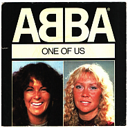 ABBA - One Of Us notas para el fortepiano