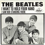 The Beatles - I Want to Hold Your Hand notas para el fortepiano