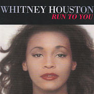 Whitney Houston - Run to You notas para el fortepiano