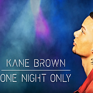 Kane Brown - One Night Only notas para el fortepiano
