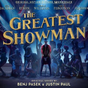 The Greatest Showman Ensemble - The Greatest Show notas para el fortepiano