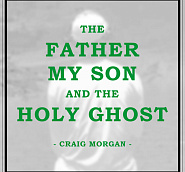 Craig Morgan - The Father, My Son, And the Holy Ghost notas para el fortepiano