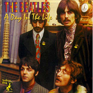 The Beatles - A Day in the Life notas para el fortepiano