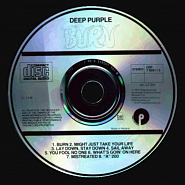 Deep Purple - Sail Away notas para el fortepiano