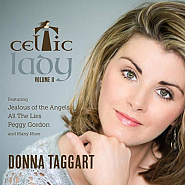 Donna Taggart - Jealous of the Angels notas para el fortepiano