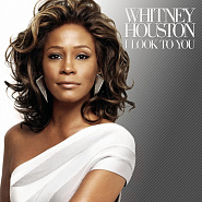 Whitney Houston - I Look To You notas para el fortepiano
