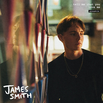 James Smith - Tell Me That You Love Me notas para el fortepiano