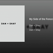 Dan + Shay - My Side Of The Fence notas para el fortepiano