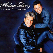 Modern Talking - You Are Not Alone notas para el fortepiano