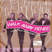 The Four Tops - Walk Away Renee notas para el fortepiano