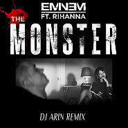 Rihanna etc. - The Monster notas para el fortepiano