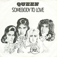 Queen - Somebody To Love notas para el fortepiano