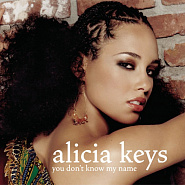 Alicia Keys - You Don't Know My Name notas para el fortepiano