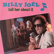 Billy Joel - Tell Her About It notas para el fortepiano