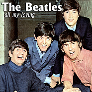 The Beatles - All my loving notas para el fortepiano