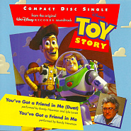 Randy Newman - You've Got a Friend in Me (From Toy Story) notas para el fortepiano