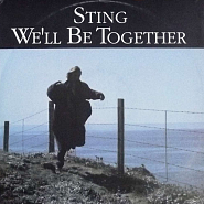 Sting - We'll Be Together notas para el fortepiano