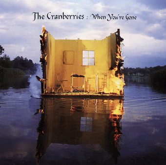 The Cranberries - When You're Gone notas para el fortepiano