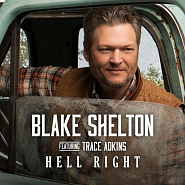 Blake Shelton etc. - Hell Right notas para el fortepiano
