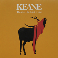 Keane - This Is The Last Time notas para el fortepiano